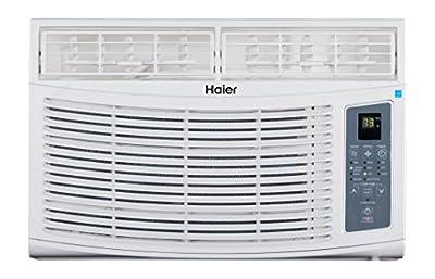 Haier ESA406P Energy Star Window Air Conditioner, 6000 BTU