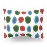 Society6 Agates Pillow Sham Standard (20'' x 26'') Set of 2