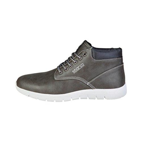 Sparco EDMONTON Sneakers Herren Grau
