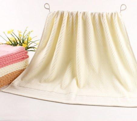 KK&MM Bambú oso bambú fibra toalla algodón piel amigable niños ...