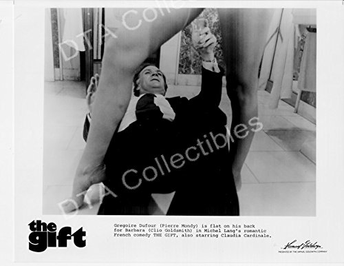 "Donation, THE-1982-PIERRE MONDY-B&W 8""X10"" MOVIE STILL FN"