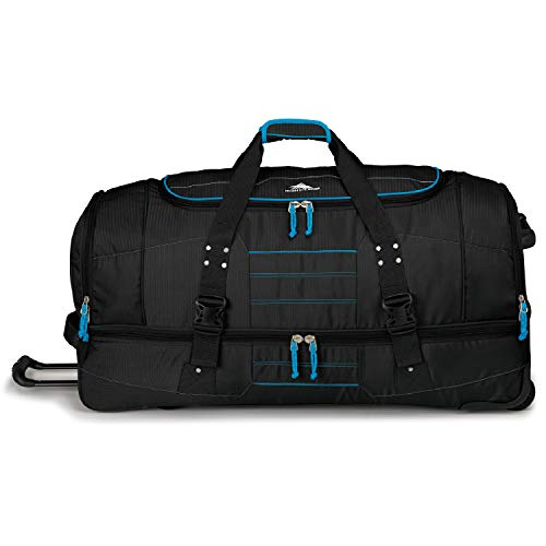 (High Sierra Ultimate Access 2.0 Wheeled Duffel Bag 30