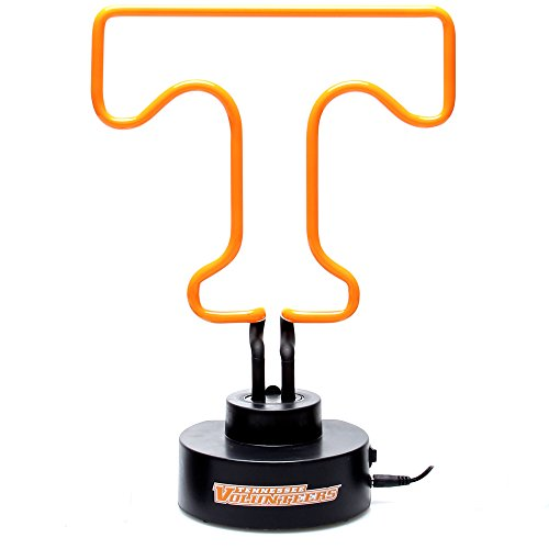 Memory Company Ncaa Lamp - Memory Company NCAA University of Tennessee, Knoxville Col-TN-1808Neon Lamp, Multi, One Size