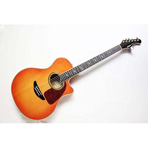 Used yamaha apx 15fm acoustic guitar import it all for Apx guitar yamaha