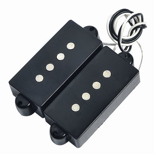10-Sets-4-String-Noiseless-Pickup-Black-for-Precision-P-Bass-Replacement