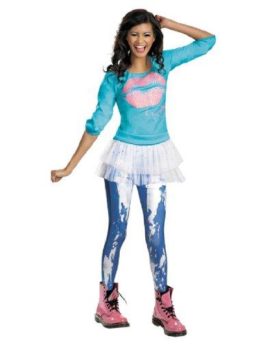 Rocky Season 2 Classic Costume - Large (Disney Shake It Up Rocky Child Costume)