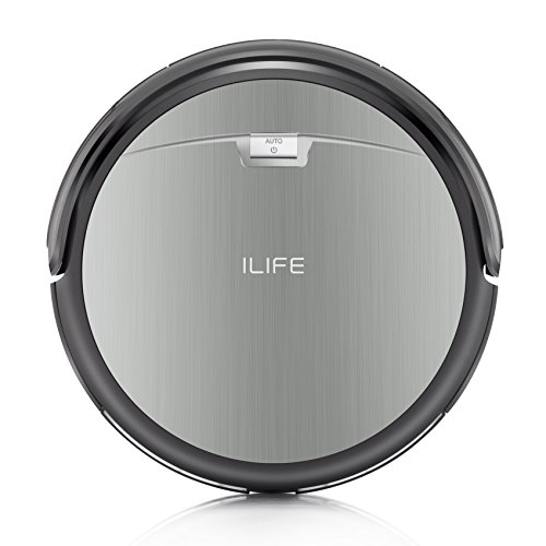 ILIFE A4s Robot Vacuum Cleaner with Powerful Suction, Remote Control Cleaning Robot, Super Quiet Design for Thin Carpet and Hard Floors