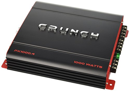 1000 watt 4 channel car amp - 4