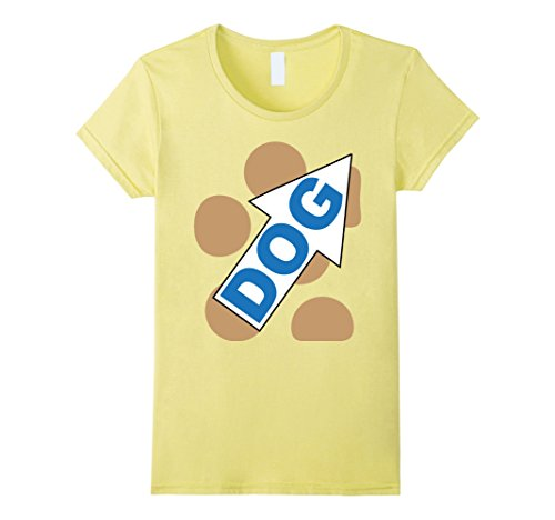 Cat Dog Couples Costume (Womens Cat and Dog Group Family Matching Halloween Costume TShirts Small)