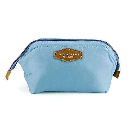 Brendacosmetic Multifunction Waterproof Nylon Makeup Bag Wash Bag, Zipper Travel Case Organizer Toiletry Pouch for - Miranda Kors