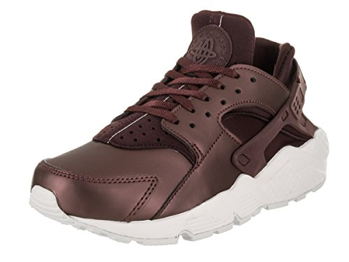 Nike Run Gymnastics Shoes Red TXT Air Women's Huarache Mahogany PRM r441p