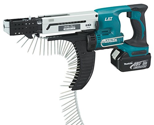 Makita BFR750 18-Volt LXT Lithium-Ion Cordless Autofeed Screwdriver Kit (Discontinued by Manufacturer)