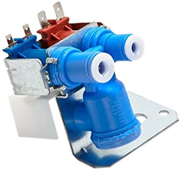 New Genuine OEM GE Refrigerator Water Inlet Valve WR57X10050
