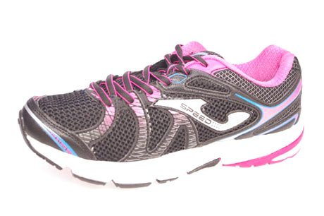 Joma Damen Laufschuh Speed schwarz 501