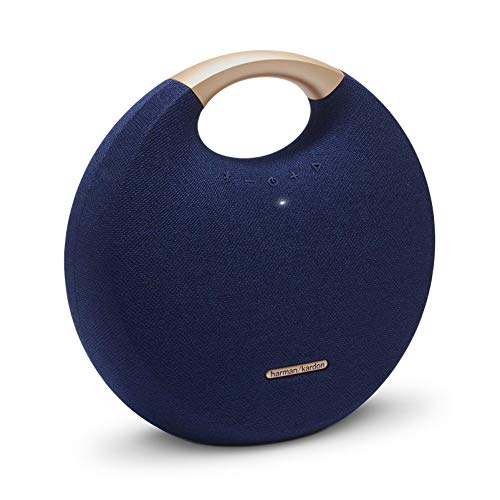 Harman Kardon Onyx Studio 5 Bluetooth Wireless Speaker (Onyx5) (Blue)