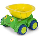 Melissa & Doug Sunny Patch Tapper Dump Truck Toy