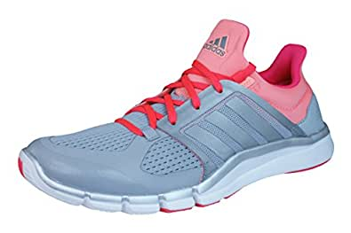 adidas Adipure 360.3 Womens Fitness Trainers/Shoes - Silver-5
