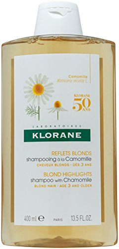 Best Shampoo With Chamomiles - Klorane Shampoo with Chamomile for Blonde