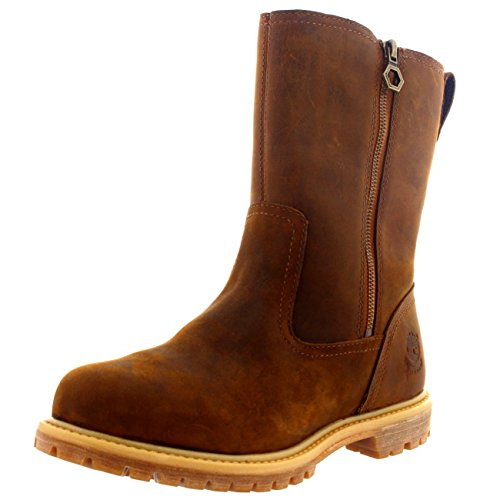 Mitte Nellie Tanné Bottes Schnee Earthkeeper Femmes Wade Hiver Timberland 6TWqf