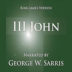 The Holy Bible - KJV: 3 John