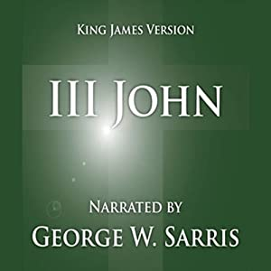 The Holy Bible - KJV: 3 John Audiobook