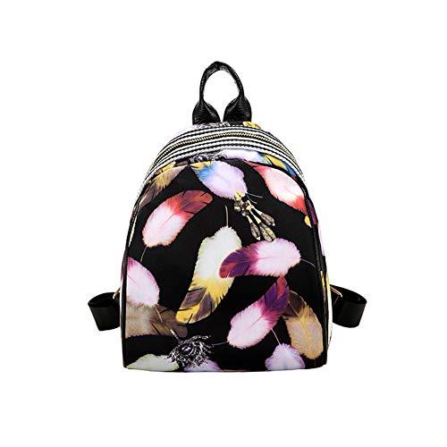 en de air Scolaire à PU Bandoulière E Casual Petit Mini à en Color Fleur Vintage D'école F Plein Daypack Backpack Femmes Sacs Dos Color Sac Sac Kids Voyage Popoti Sac Cuir qaRdOEqwFx