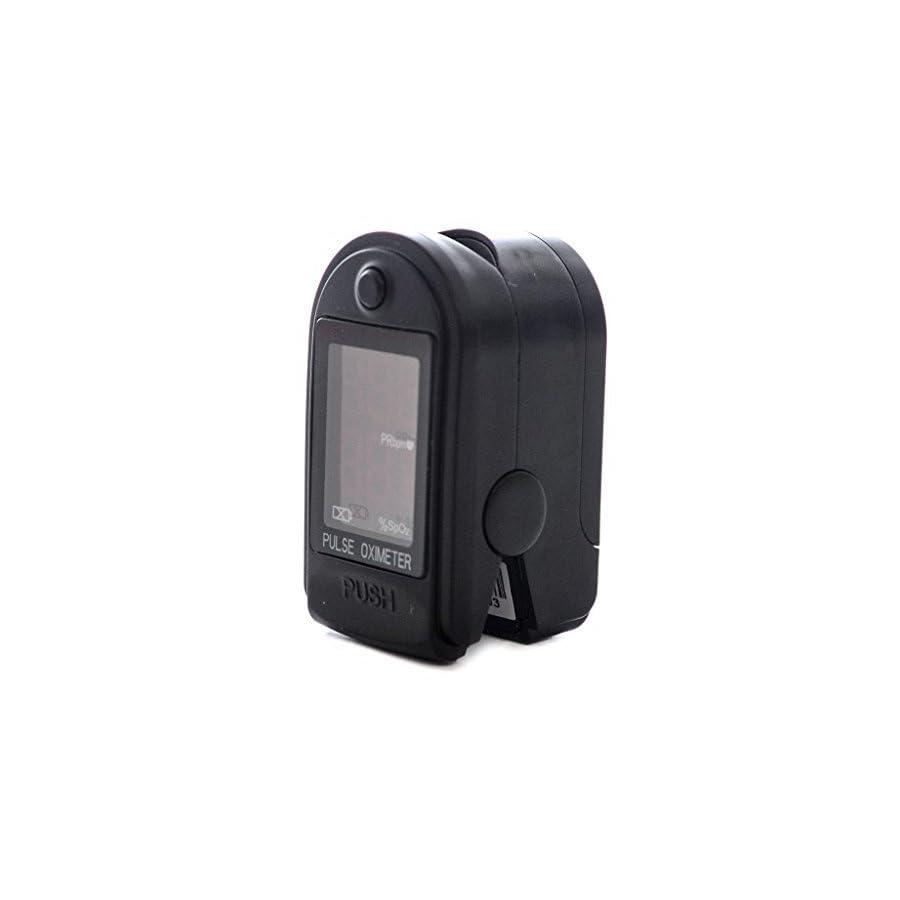 Pulse Oximeter with Neck / Wrist Strap