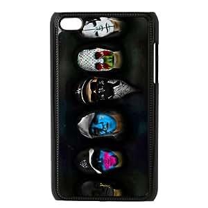 Custom Hollywood Undead Hard Back Cover Case for ipod 4 OC-476