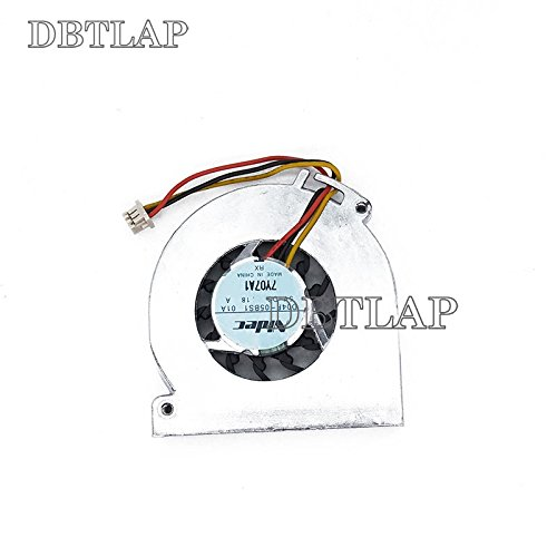Amazon.com: DBTLAP Laptop CPU Fan for Fujitsu LifeBook P1610 P1620 on