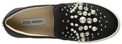 Steve Madden Women's Glamour Fashion Sneaker