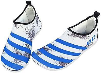حذاء السباحة والالعاب المائية للللجنسين