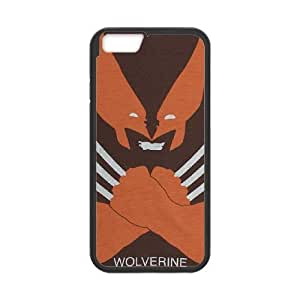 iPhone6 Plus 5.5 inch Phone Cases Black Wolverine FSG532891