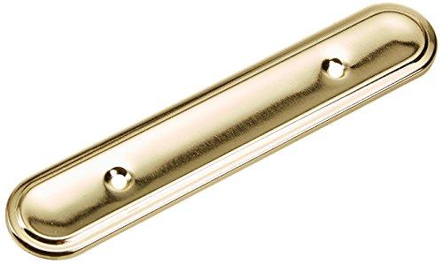 Brass Drawer Pull Backplates - 2