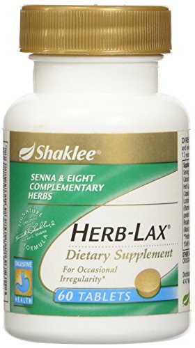 Shaklee® Herb-Lax® (60 Tablets)