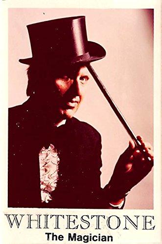 Whitestone Photograph paper, non postcard Magic, Magician Circus Act Postcard