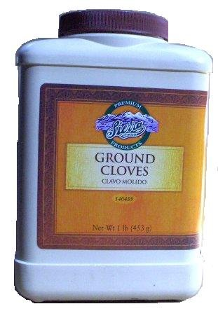 Farmer Brothers Ground Cloves, 1 lb by Farmer Brothers