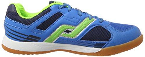 Pro Touch IND-Schuh Court blu/verde - lettore Jr./ Navy