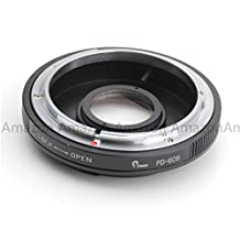 Pixco Mount Adapter Ring For Canon FD Lens to Canon EOS EF Camera
