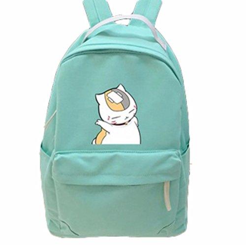 rare Schultertasche Tasche Shoulder Bag Rucksack reisetaschen Katze Welle Natsume Yuujinchou Book of friend new