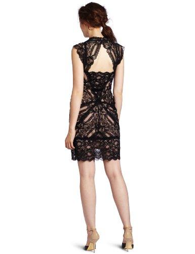 Nicole Miller Stretch Lace Dress