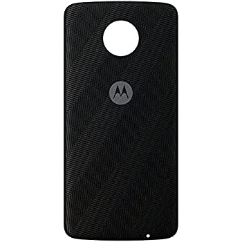 on sale e0ad3 3a860 Amazon.com: Motorola Battery Case for Moto Z - Black: Cell Phones ...