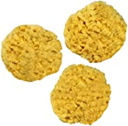 "Facial Sea Wool Sponge 2-3"" (3) Pack by Spa Destina"