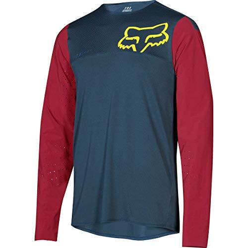 Fox Racing Attack Pro Long-Sleeve Jersey - Men's Midnight, L ()