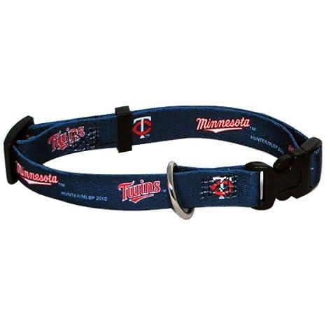 Hunter Cazador Mfg Minnesota Twins Collar de Perro, Extra Grande ...