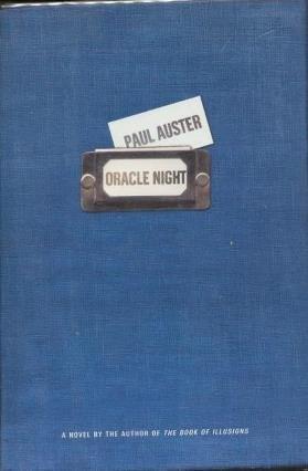 Download Oracle Night : A Novel pdf epub