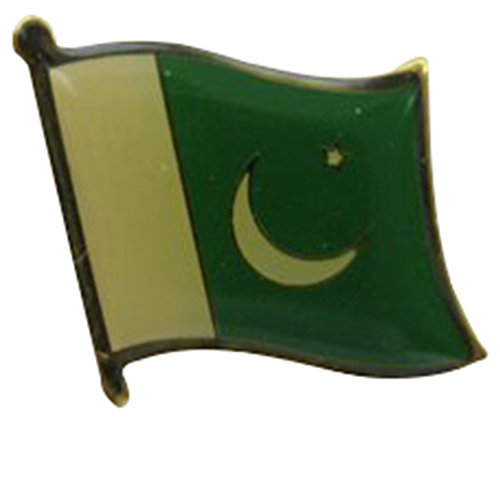 Pakistan Single Lapel Pin (Dome Lapel Pin)