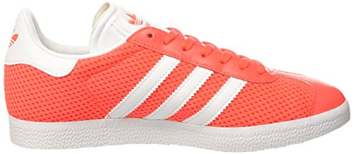 Red Unisex Red Ginnastica solar Arancione Scarpe Adulto Da Adidas footwear White Gazelle solar 7qHwIf8