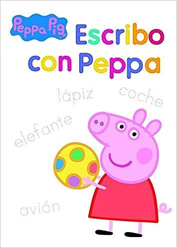 Escribo con Peppa (Peppa Pig. Actividades): Amazon.es ...
