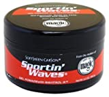 Cheap Soft Sheen Sportin Waves 3.5oz Gel Pomade/Wavitrol Jar (6 Pack) by Soft Sheen