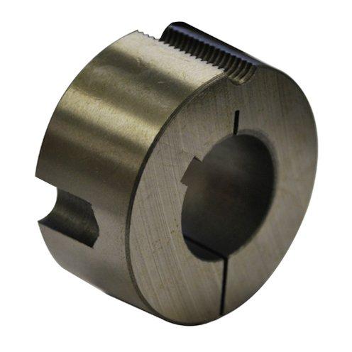 Bushing Taperlock 1/2 - Tsubaki (UST) 2517-2-1/2 - Taper-Lock Bushing - 2517 Series, 2.5000 in Bore, Finished with Keyway, 5/8 x 3/16 in Keyway, Steel